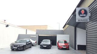 Saab abre su cuarto taller oficial de 2013 en Valladolid