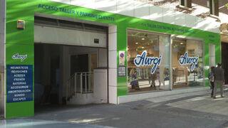 Aurgi cierra 2013 con seis nuevos autocentros