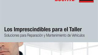 Henkel detalla los imprescindibles para el taller en un folleto