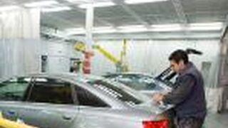 Las reparaciones en País Vasco caen el 39% desde 2010