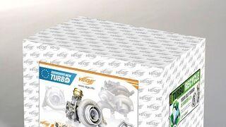 Vege presenta su gama de turbos nuevos de producción propia