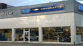 Más de la mitad de concesionarios Chevrolet ha firmado ya el cierre