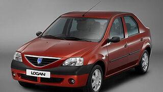 Dacia Logan y Chrysler PT Cruiser, coches más rentables para el taller