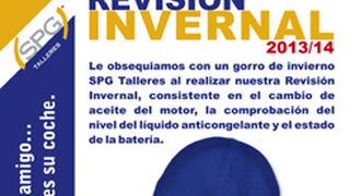 SPG Talleres regala gorros por revisiones invernales