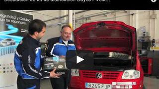 Dayco explica cómo sustituir kits de distribución VW en un vídeo