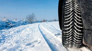 Arval recomienda montar neumáticos de invierno
