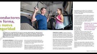 Conductores en forma, la nueva seguridad