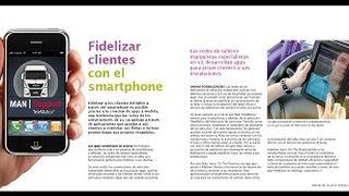 Fidelizar clientes con el smartphone