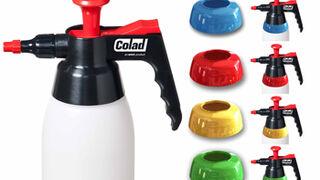 EMM presenta aros de color para botellas pulverizadoras Colad