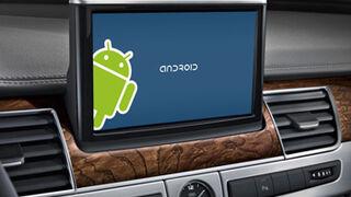 Google introducirá Android también en los coches