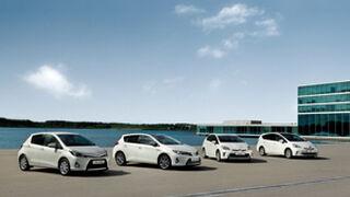 El 20% de los coches que vendió Toyota en 2013 fue híbrido