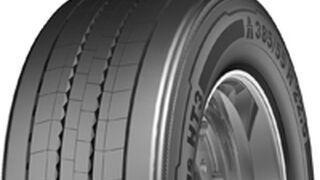 Continental lanza los neumáticos EcoPlus HT3 para remolques
