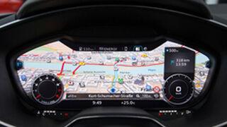 Android llegará a los paneles de control de Audi