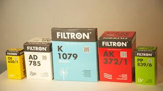 Filtron rediseña su logo y sus embalajes