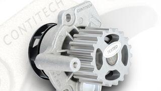 ContiTech homologa las bombas de agua de sus kits