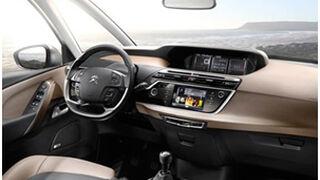 El Citroën C4 permitirá manejar los aparatos de casa