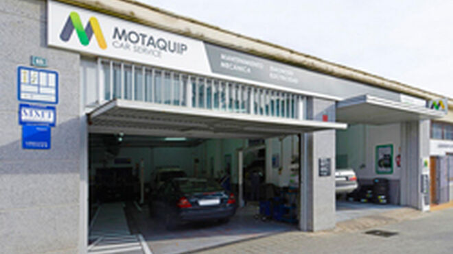 Motaquip, el taller multimarca by Peugeot