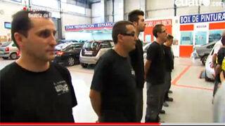 """Un """"Chicote"""" para talleres de carrocería, en Cuatro"""