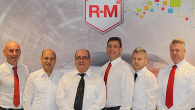 R-M cuida la excelencia de sus formadores con X-Ray