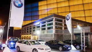 BMW Lurauto estrena instalaciones en San Sebastián