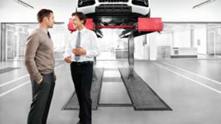 Audi equipa a sus vendedores con una  nueva aplicación de Ipad