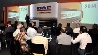 DAF aumentó el 33% sus ventas de camiones en 2013