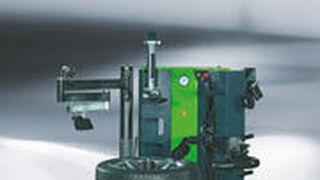 Equilibradoras y desmontadoras se suman a los equipos de taller Bosch