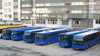 Autobuses gallegos de transporte regular deberán pasar por el taller