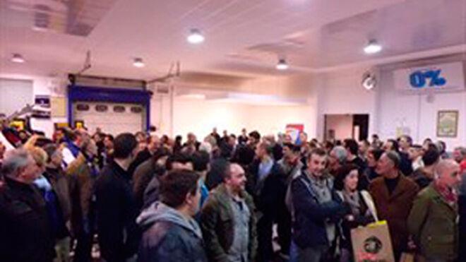 Nexa Autocolor participa en el primer encuentro organizado por Peugeot Tumosa