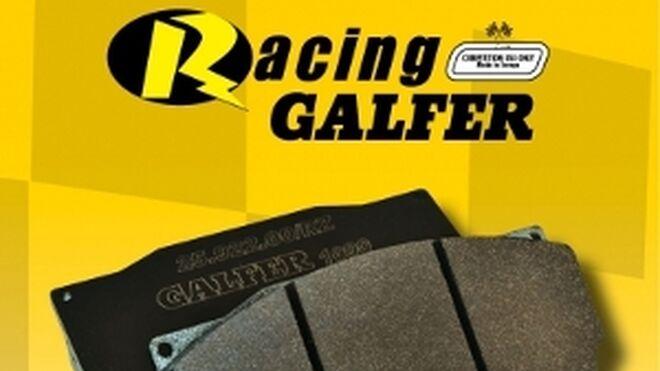 Galfer amplía referencias en componentes de freno