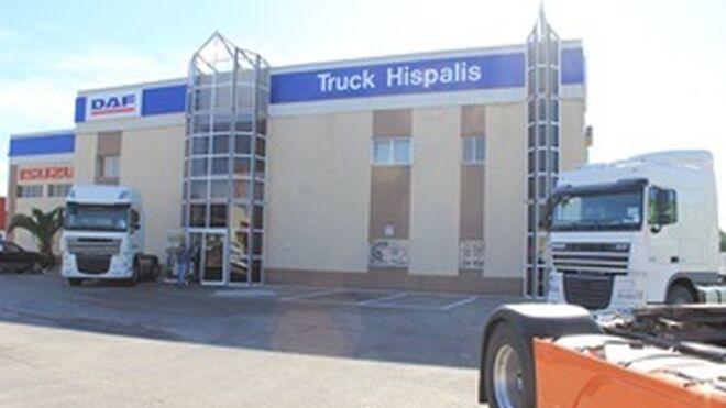 Truck Hispalis, nuevo concesionario DAF e Isuzu en Sevilla