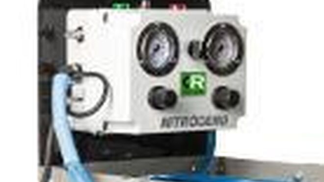 Reauxi presenta un equipo para soldar plástico con nitrógeno
