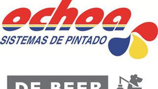 Recambios Ochoa (Serca) distribuirá pinturas De Beer
