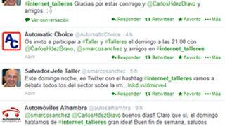 Carlos Hernández Bravo, bloguero de Infotaller.tv, organiza una quedada en Twitter para este domingo
