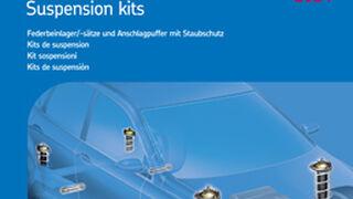 SKF añade 85 nuevos kits a su catálogo de suspensión