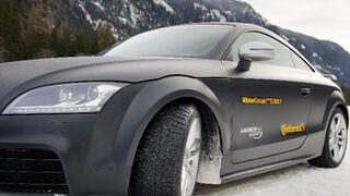 Continental desvela WinterContact TS 850 P, novedad de invierno
