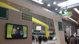 Mann+Hummel Ibérica participa en la 38 Feria Internacional de Maquinaria Agrícola