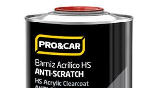 Pro&Car presenta nuevos formatos Barniz y Aparejo de un litro