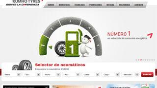 Kumho Tires España, nuevo sistema de pedidos online
