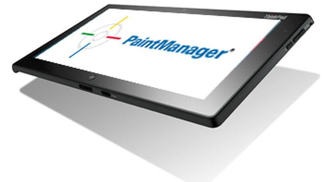Nexa Autocolor lleva su PaintManager a las tabletas