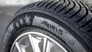 Michelin presenta Alpin 5, su nueva cubierta de invierno