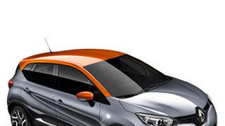 NGK, bujías de origen para el Renault Captur