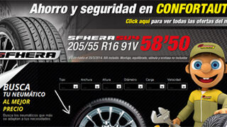Confortauto Hankook Masters, altas prestaciones desde 40 euros