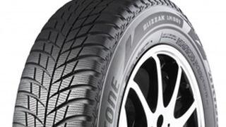Bridgestone Blizzak LM001, nueva cubierta de invierno