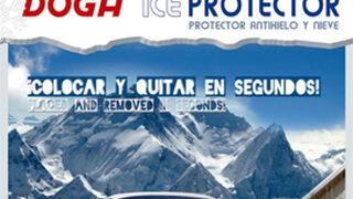 Doga, nuevo protector de parabrisas contra hielo y nieve
