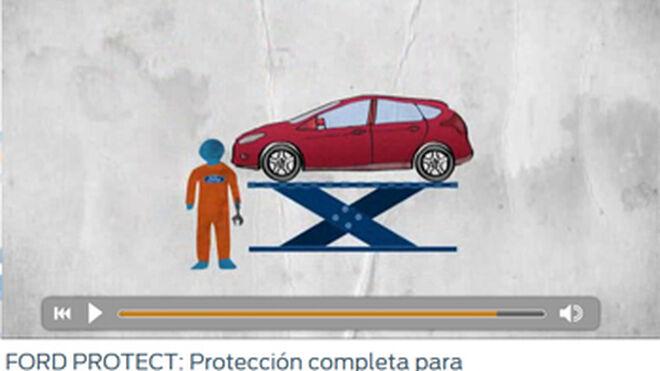 Ford, asistencia gratis por revisar el coche en sus talleres