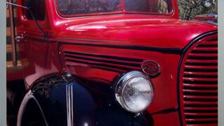 PPG, pinturas para cuadros hiperrealistas de vehículos clásicos