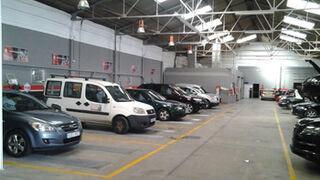 Grupo Nietoauto, nuevo EuroTaller de reparación rápida en Málaga