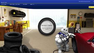 Michelin vende neumáticos para clásicos en una nueva web