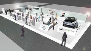 Bridgestone mostrará el futuro en el Salón de Ginebra